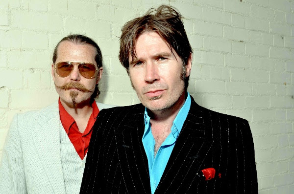 Promo image of Del Amitri for 2018 UK tour announcement