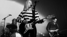Alvvays on stage at O2 ABC Glasgow on 18 February 2018