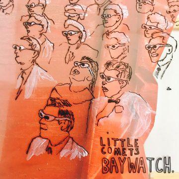 Baywatch artwork