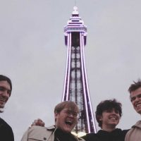 NEWS: The Lathums announce Blackpool Tower live stream