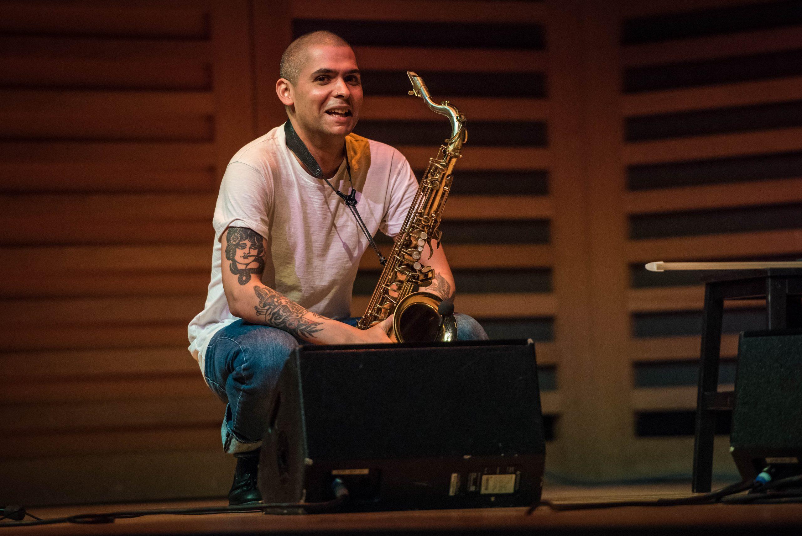 Live Review: Binker Golding, London Jazz Festival, King's Place – 21.11.20