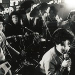 picture of X-Ray Spex live gig.