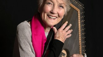 Peggy Seeger - Autoharp by Vicki Sharp Photography