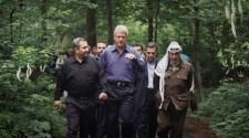 Bill Clinton heading up peace negotiations