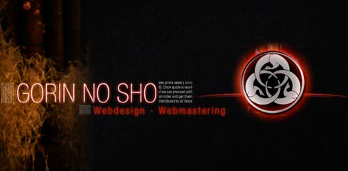 Gorin No Sho webmastering ancien backside pixels