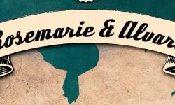 faire part de mariage alvaro et rosemarie