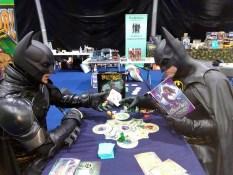 Batmans play MourneQuest