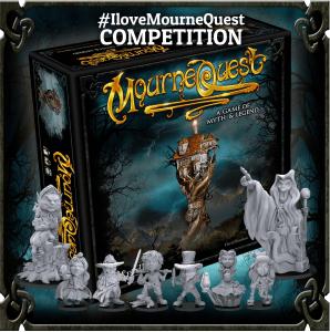 MourneQuest is Funding on Kickstarter!