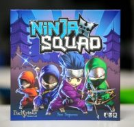 Ninja Squad box cover
