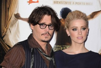 Amber Heard - Johnny Depp