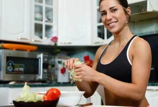 Διατροφή αθλητή