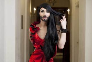 Η Conchita Wurst