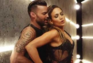 Jennifer Lopez, Ricky Martin
