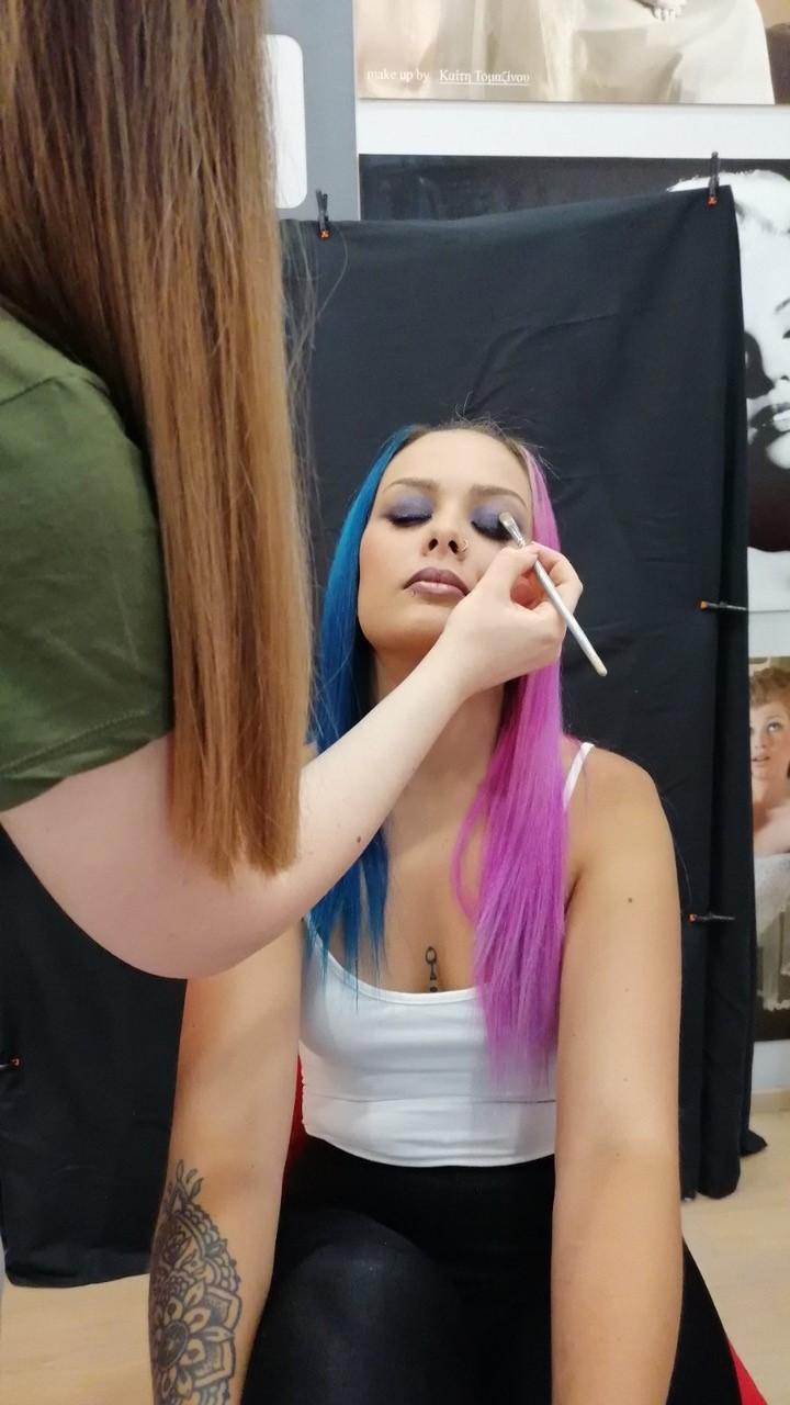 Αναδείξτε τη μοναδικότητα σας με τα πιο φρέσκα make up looks!