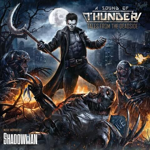 A Sound of Thunder - Tales From The Deadside Cover