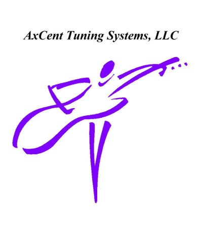 AxCent Tuning Systems, self-tuning guitar systems. (PRNewsFoto/AxCent Tuning Systems)