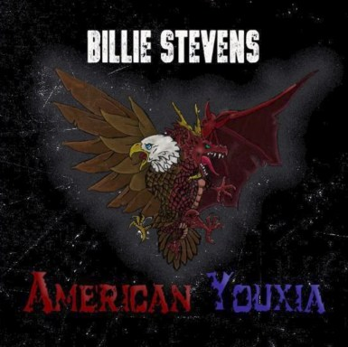 Billie Stevens - American Youxia - Cover