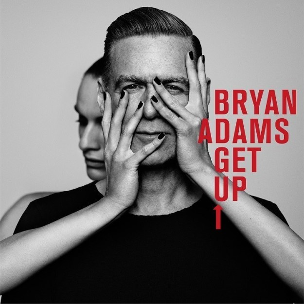 "Bryan Adams Returns With New Studio Album, ""Get Up,"" Produced By ELO Frontman Jeff Lynne (PRNewsFoto/Universal Music Enterprises)"