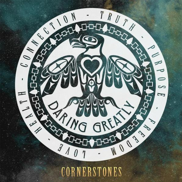 Daring Greatly - Cornerstones Cover