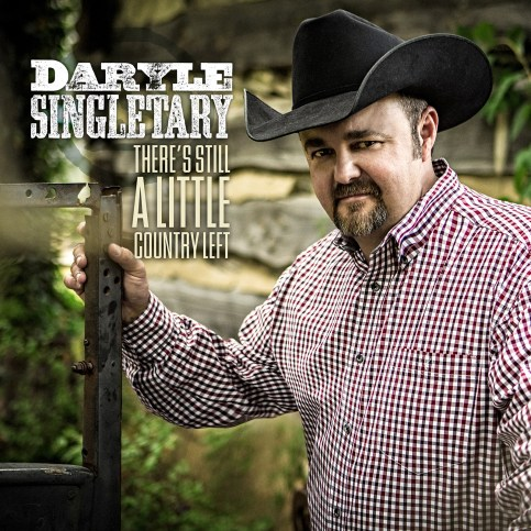 Daryle Singletary - There's Still a Little Country Left - Cover