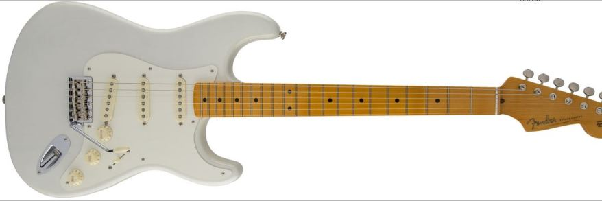 Fender Strat - Eric Johnson