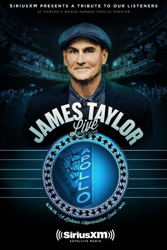 James Taylor SiriusXM