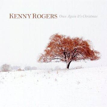 Kenny Rogers - Once Again It's Christmas Cover