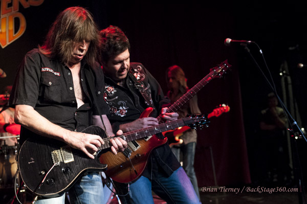 Pat Travers Band - Image: Brian Tierney / BackStage360