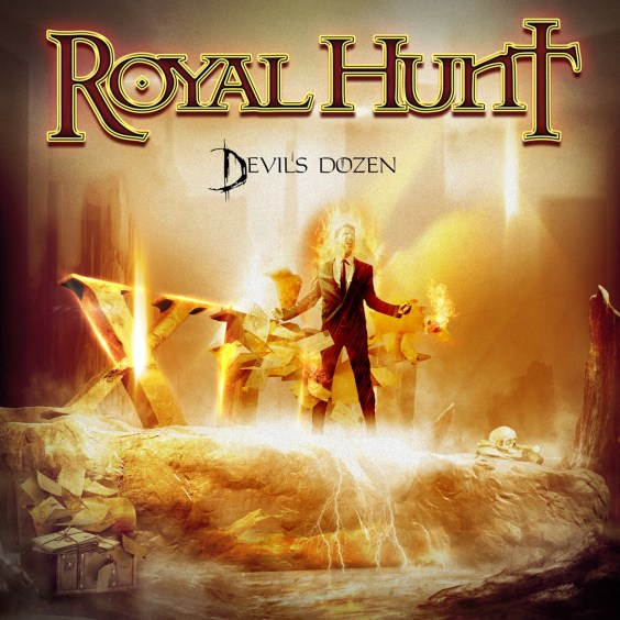ROYAL HUNT - XIII cover