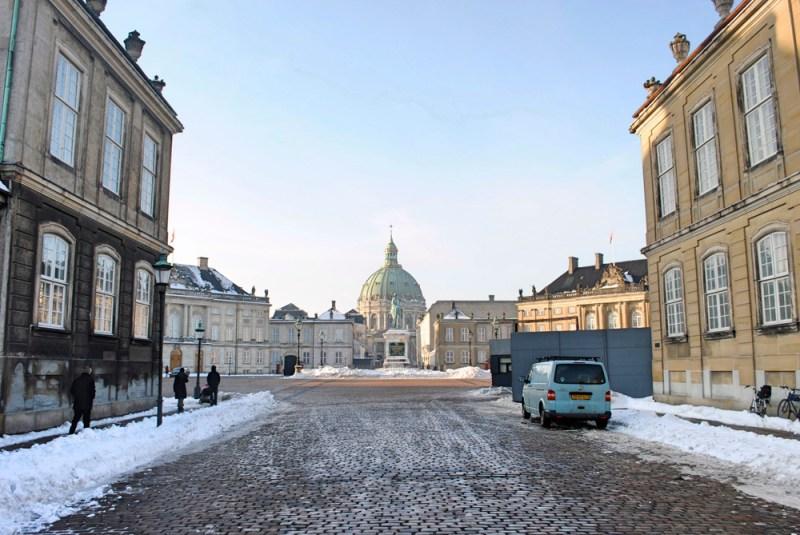 Frederiks Church Copenhagen, Denmark