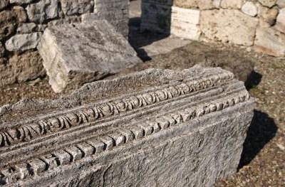 The Etruscans were keen interior decorators