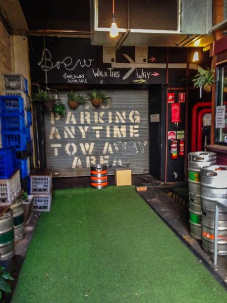 Brew Coffee Burnett Lane Brisbane front