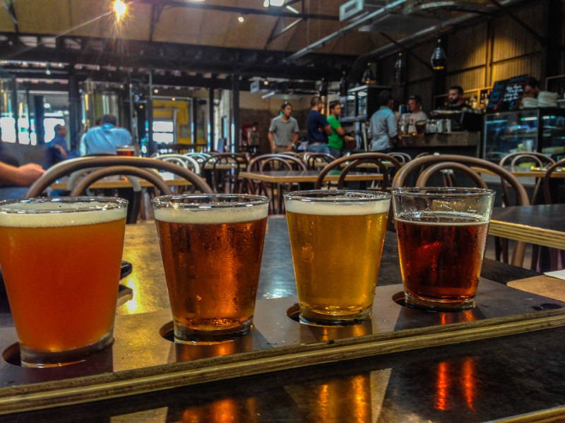 Newstead Brewing Company beers Brisbane