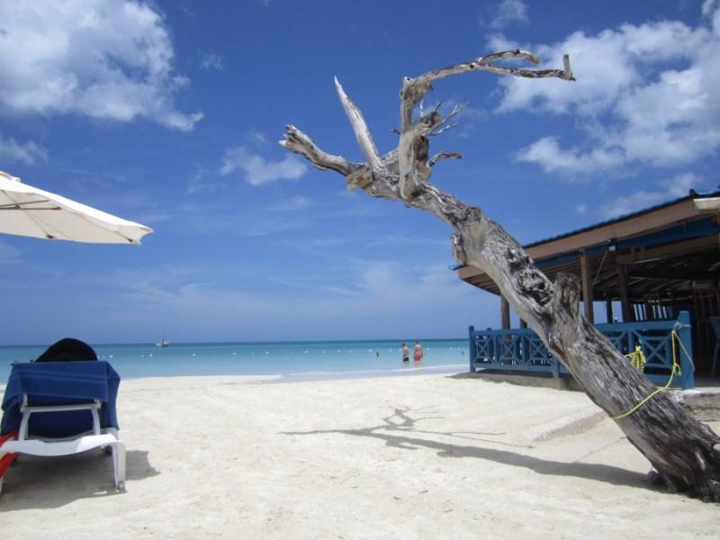 Jamaica beach, Negril