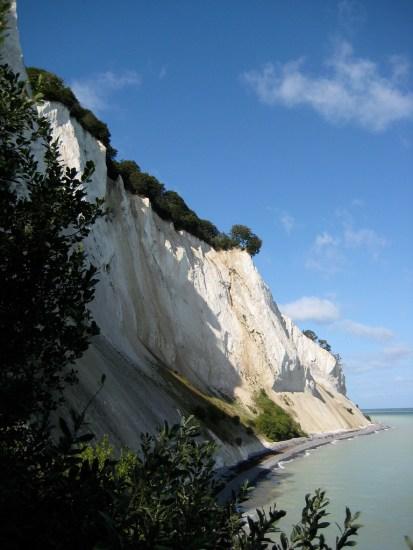 White Cliffs of Mons Klint Denmark