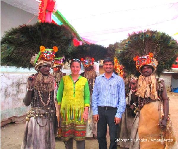 Gussadi Dancers - Dandari Festival