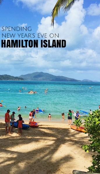 Swimming In Dec In Hamilton Island