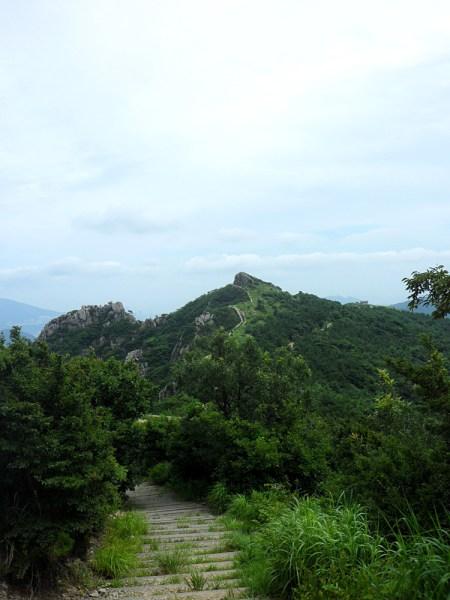 seokbulsa Korea - from the top