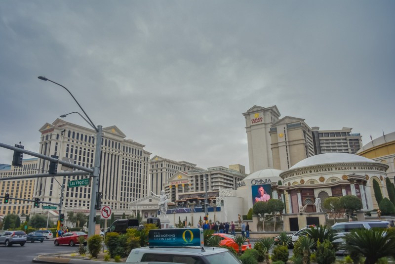 Omnia and Caesars Palace Hotel and Casino