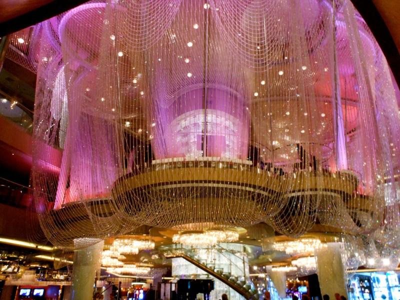 The Chandelier Bar Las Vegas