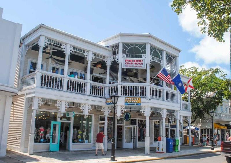 More cute buildings in Key West FL