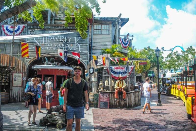 Shipwreck Museum Key West USA