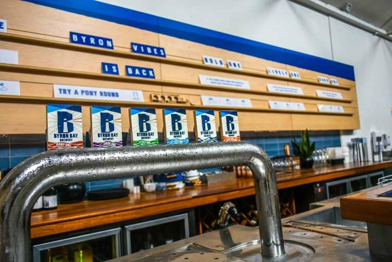 Byron Bay Brewery Tour