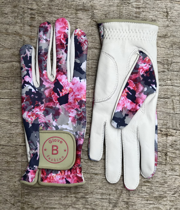 Guante B Fashion Glove Jungle Rose