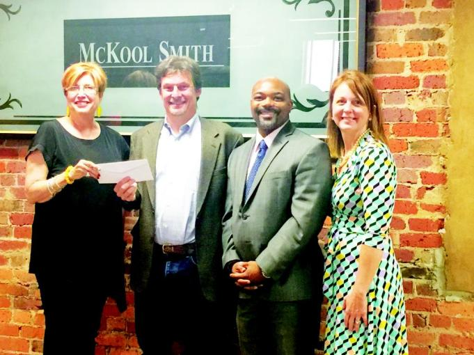 Marshall Education Foundation Receives Gift