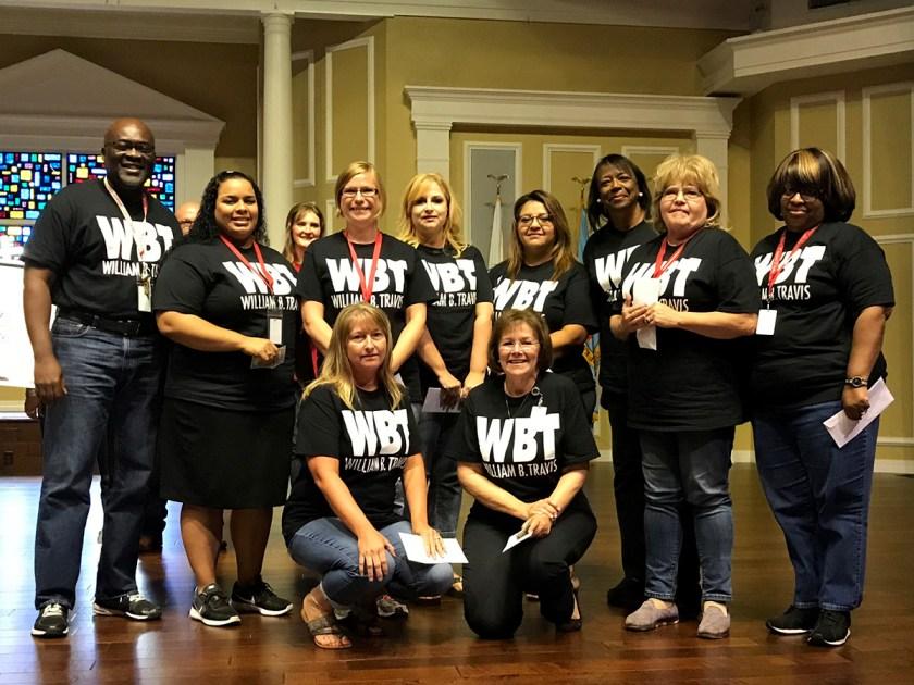 MISD Fall Convocation 2017- MEF Grant Recipients