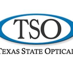 Texas State Optical Logo