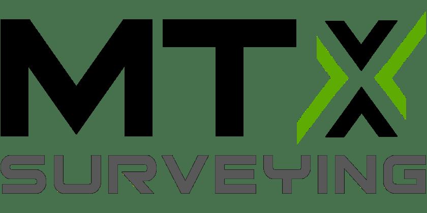 MTX Surveying Logo