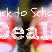Find some great back-to-school deals