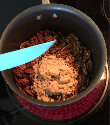 Candied Pecans 3